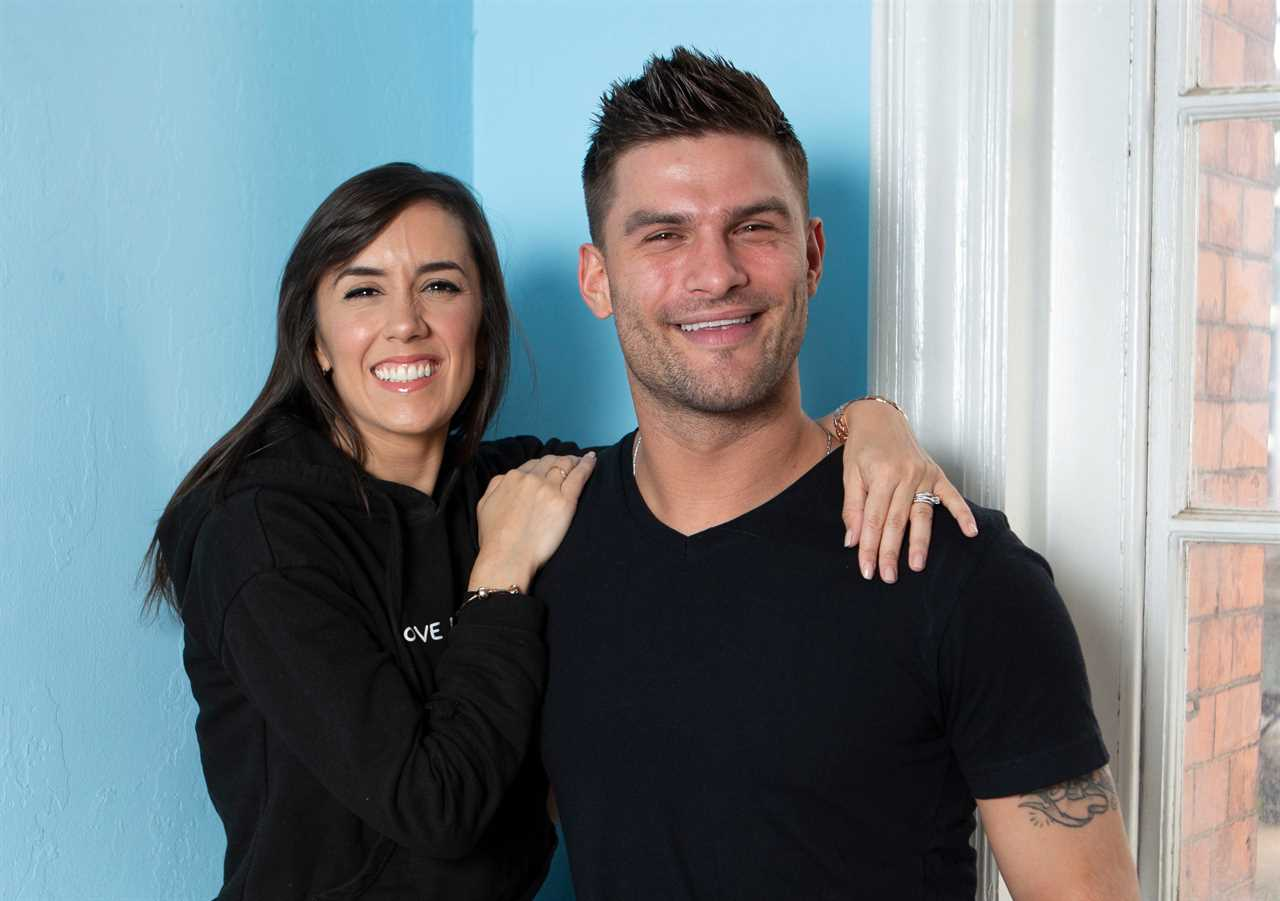 Janette and Aljaz have been married for 10 years